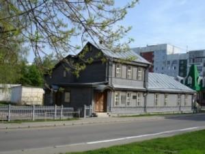 Дом-музей Русанова